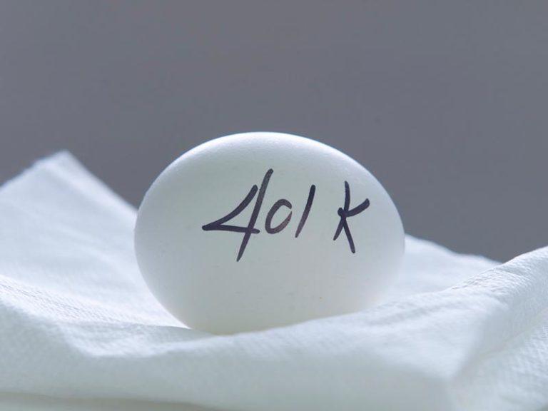 401k retirement